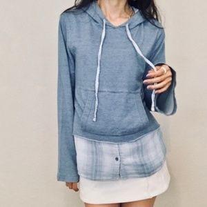 NWOT Anthropologie Super Cute Cloth & Stone Hoodie